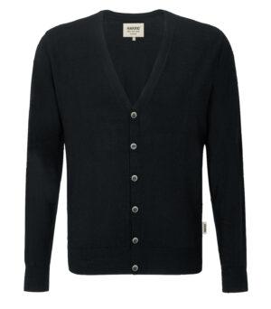 HAKRO Cardigan Merino-Wool