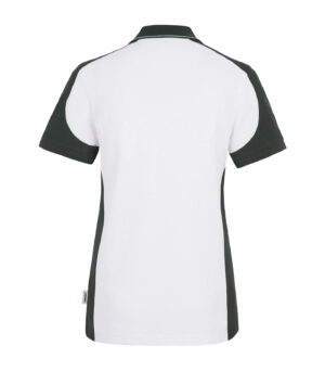 HAKRO Damen Poloshirt Contrast Mikralinar®