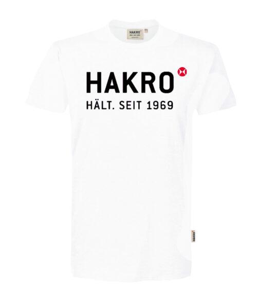 HAKRO T-Shirt Logo
